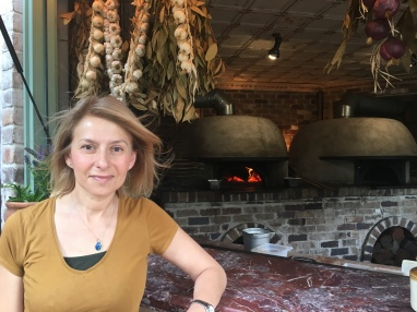 Wood fired oven heaven