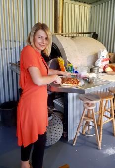Australian pizza